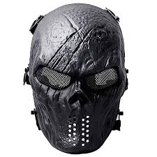Coxeer Airsoft Mask full-face