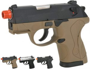 Evike - We-Tech Bulldog Compact Airsoft Pistol
