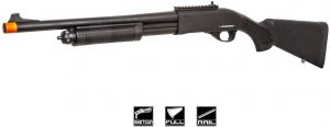 Jag Arms Scattergun HD Gas Airsoft Shotgun